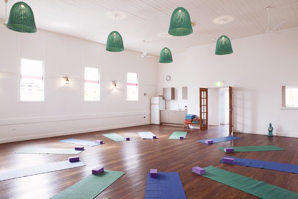 yoga soul space brisbane
