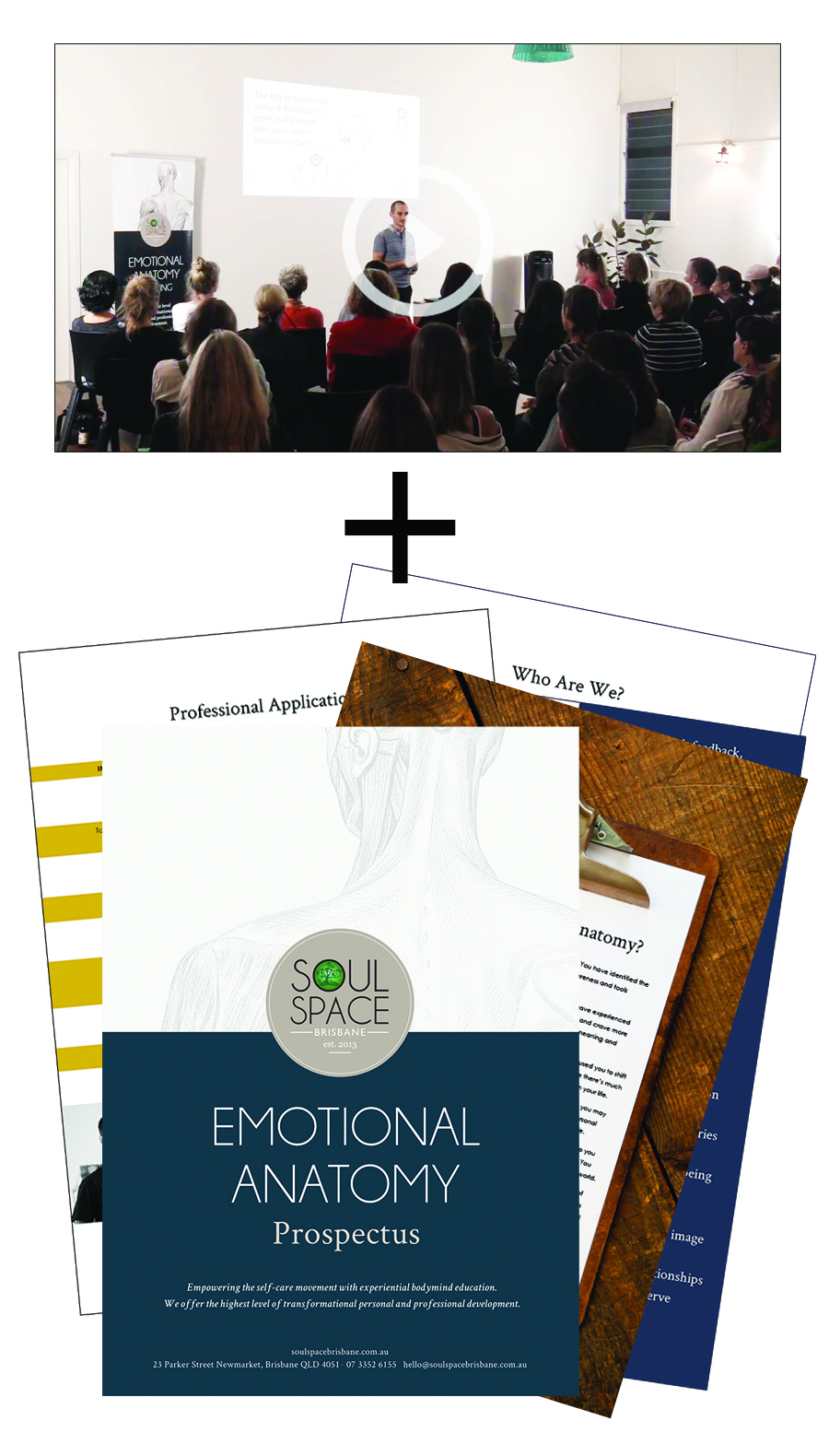 Emotional Anatomy Training | Soul Space Brisbane